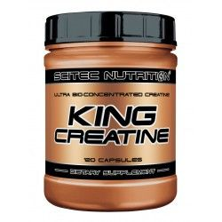 King Creatine 120 caps