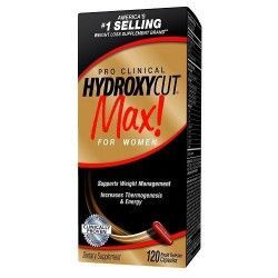 Hydroxycut Max Advanced For Women 120 caps
