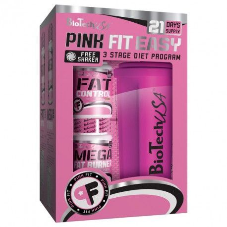Pink Fit Easy 21 Días Kit