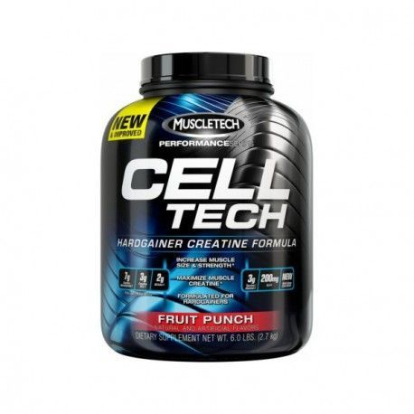 CELL TECH PERFORMANCE SERIES 2,7 KG