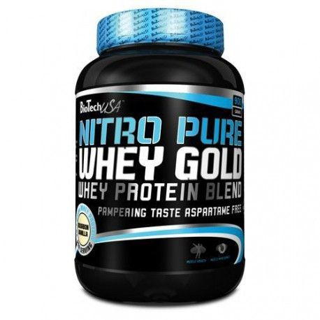 NITRO PURE WHEY GOLD 908 G