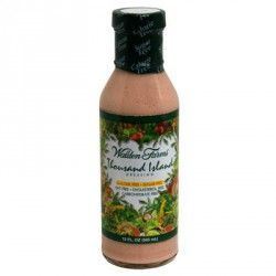 SALSA THOUSAND ISLAND (ROSA) 335 ML