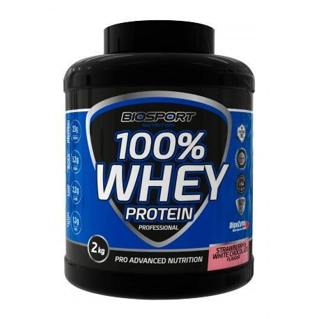 100% WHEY PROTEIN PROFESSIONAL 2000 g LACTOMIN®